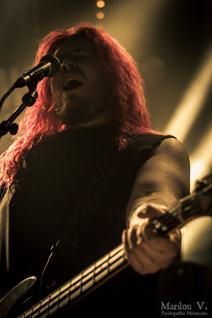 Ceri Monger (New Model Army)