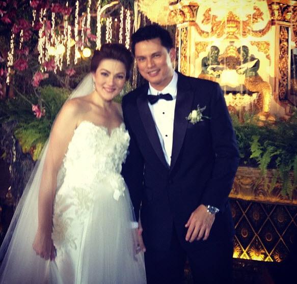 Carmina Villaroel and Zoren Legaspi After-Wedding Interview Video ...