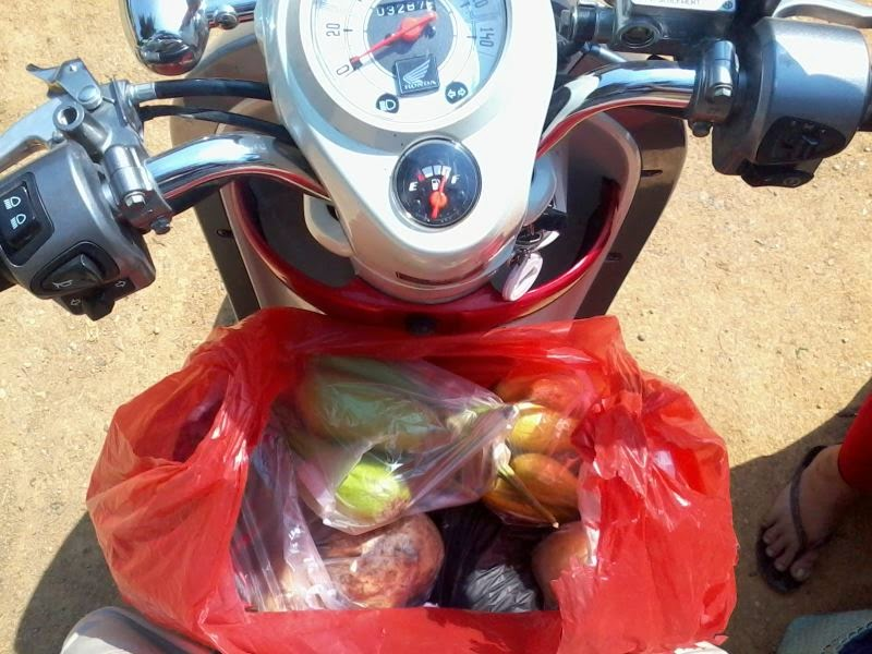 foto ngantar ibu ke pasar riau sumatera blog elmuha