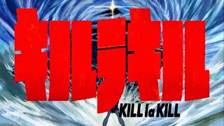 Kill la Kill Trigger Anime 2013