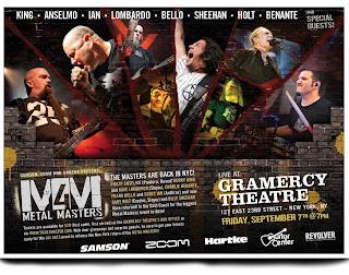 Metal Masters 4 Portada DVD