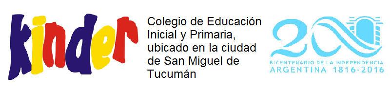 KINDER ESCUELA PRIMARIA