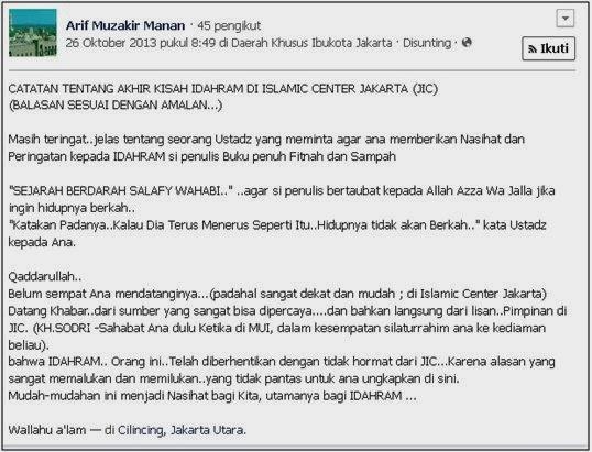 https://www.facebook.com/arifmuzakir.manan/posts/516394555116705