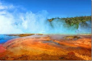 Misteri muzik dari tasik Yellowstone