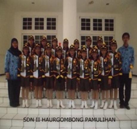 SDN II Haurgombong Meriahkan Hari Jadi Kabupaten Sumedang Ke-435 Tahun
