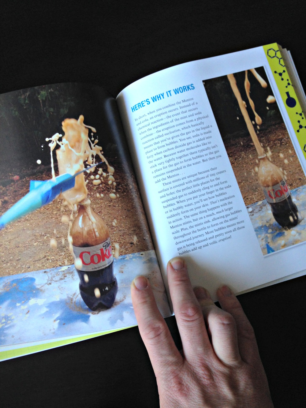 Review of Dad's Book of Awesome Science Experiments