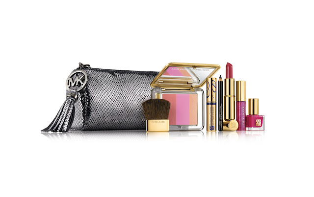 Estee Lauder Holiday 2012 Gift Sets designed by Michael Kors.