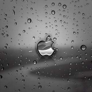 Ipad apple-logo wallpaper