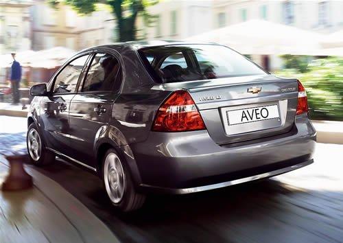 Chevrolet Aveo new image