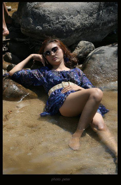 may kabyar myanmar famous model girl