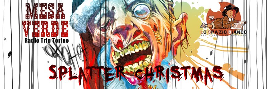 Splatter Christmas