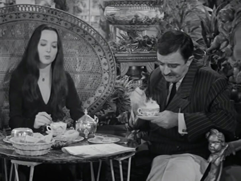 the addams family caption series infusion morticia gomez