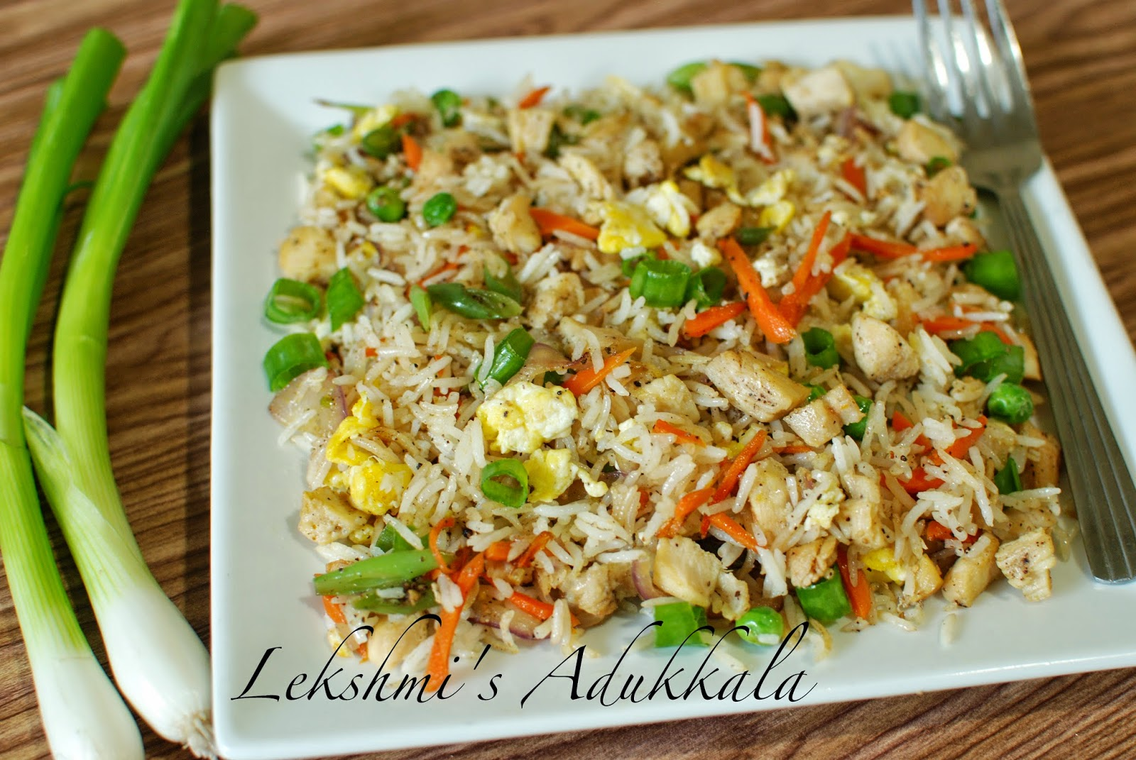 Lekshmis adukkala chicken fried rice chicken fried rice ccuart Image collections