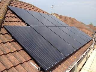 JA 250w mono Solar Panels