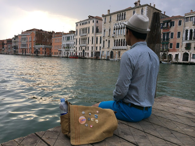 wisata, Venice,italy,gondola