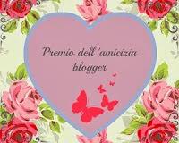 PREMIO DELL'AMICIZIA BLOGGER!