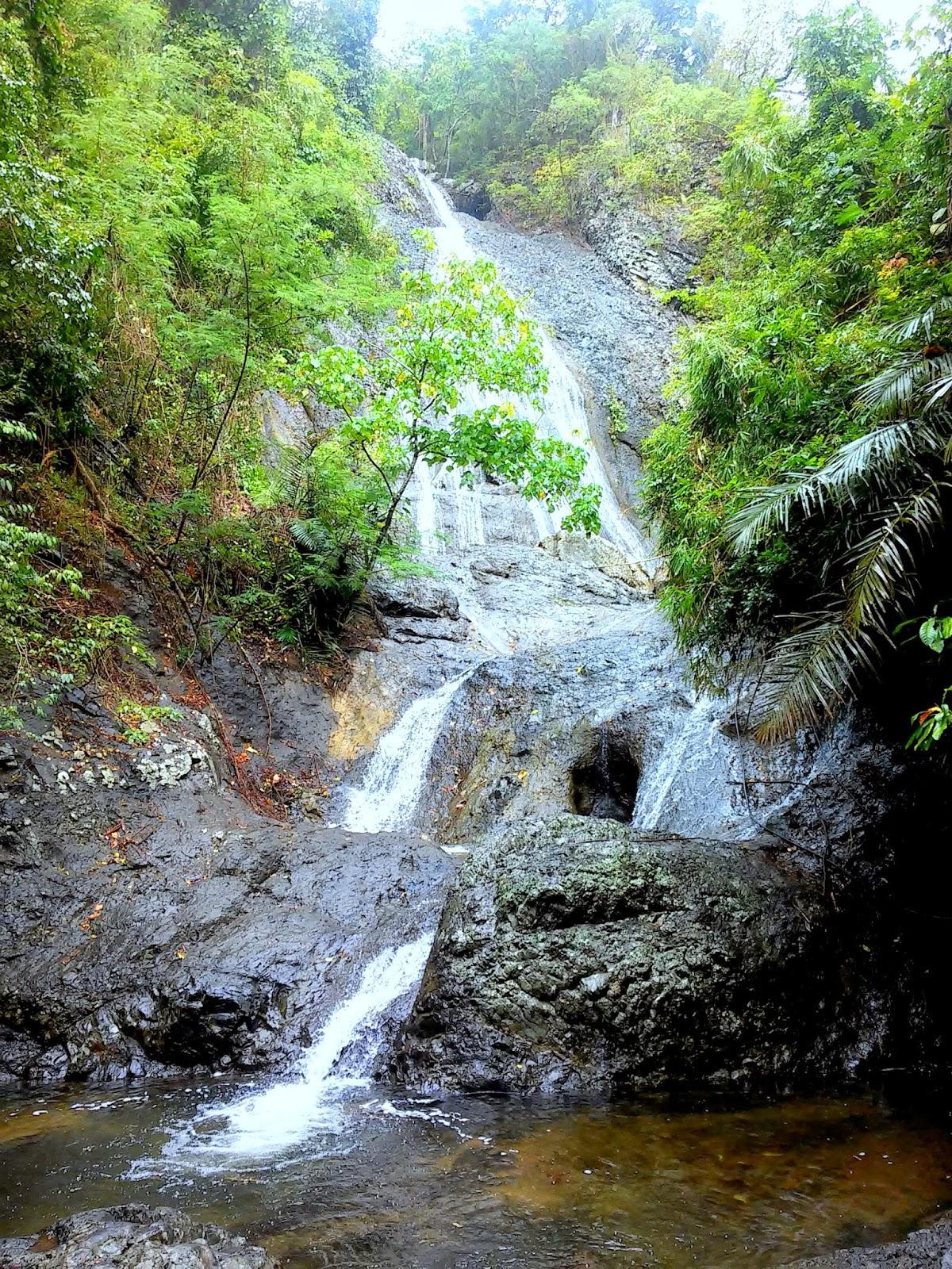 Naambon Falls, Mt. Daguldul