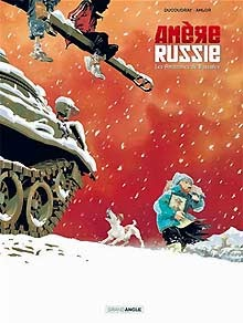 """Amère Russie - T1/2 - """"Les amazones de Bassaïev """""""