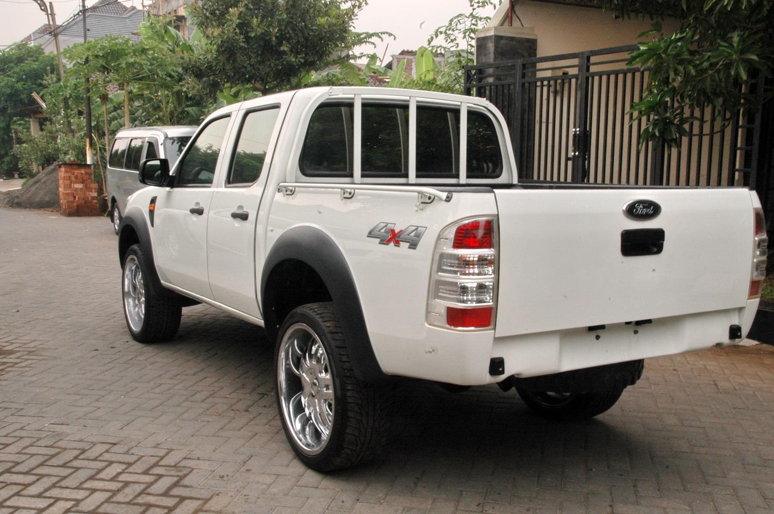 automoda: ford ranger 2009 base doublecabin