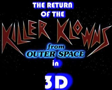 The funhouse movies i 39 m looking forward to for Return of the killer klowns from outer space