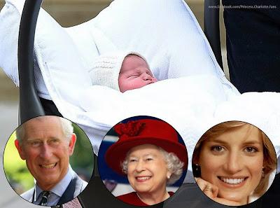 Jom Lihat Bagaimana Rupa Princess Charlotte Elizabeth Diana Setelah Dewasa Seperti Yang Di Gambarkan