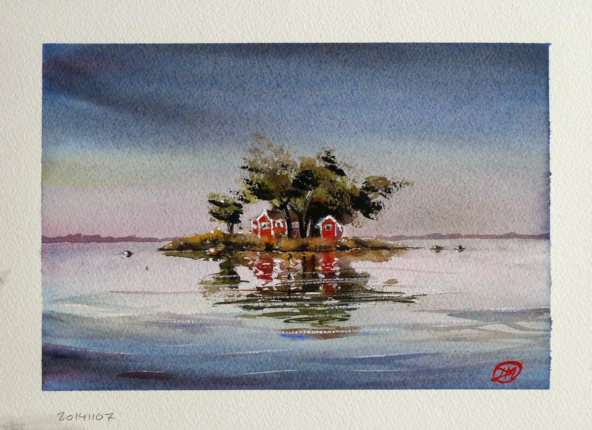 Archipelago by David Meldrum