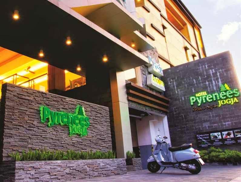 Hotel Sekitar Malioboro Yogyakarta Pyrenees Jogja