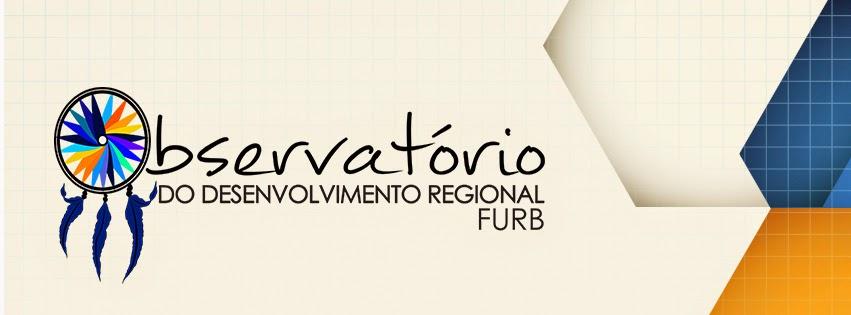 Observatório do Desenvolvimento Regional