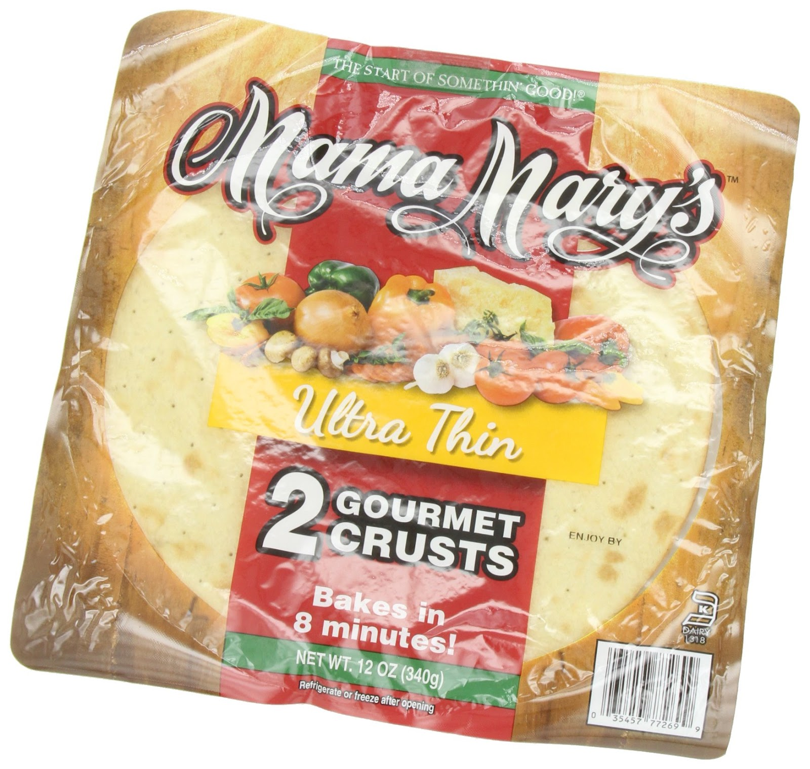 Pizza crust coupons