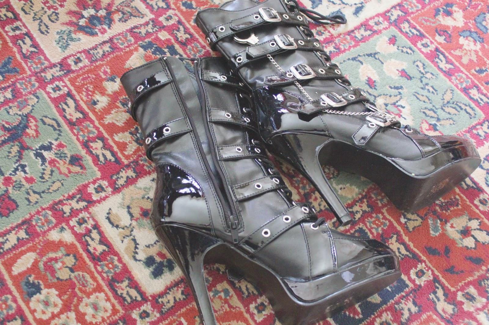 funtasma boots