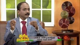 Virundhinar Pakkam – Sun TV Show 03-04-2014 Thyroid Specialist Shanmuga Sundar