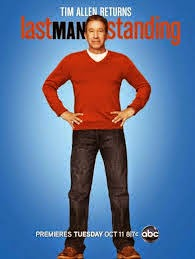 Assistir Last Man Standing 3x21 - April, Come She Will Online