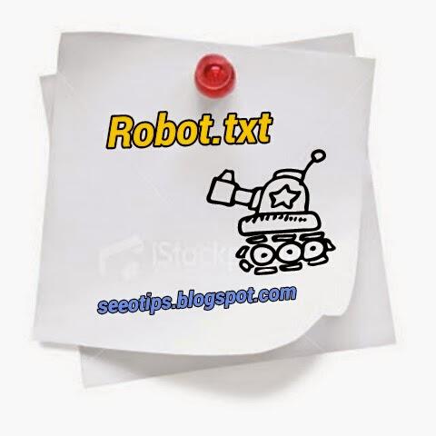 Cara Setting Robots.txt