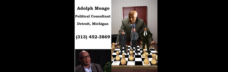 Adolph Mongo Political Consultant