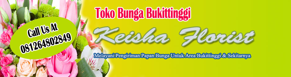 Toko  Bunga Bukittinggi