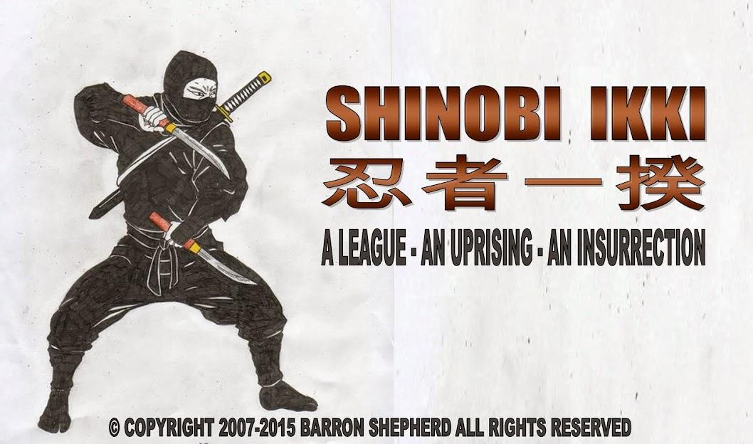 SHINOBI IKKI