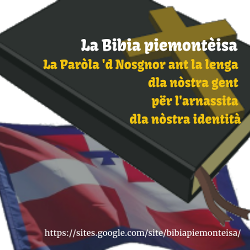 Proget Bibia piemontèisa
