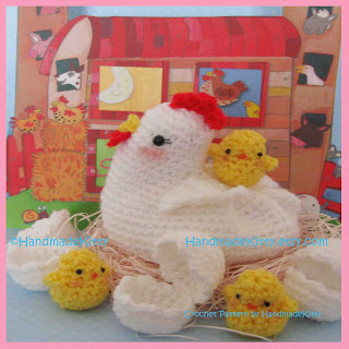 free Christmas crochet patterns, Easter crochet patterns