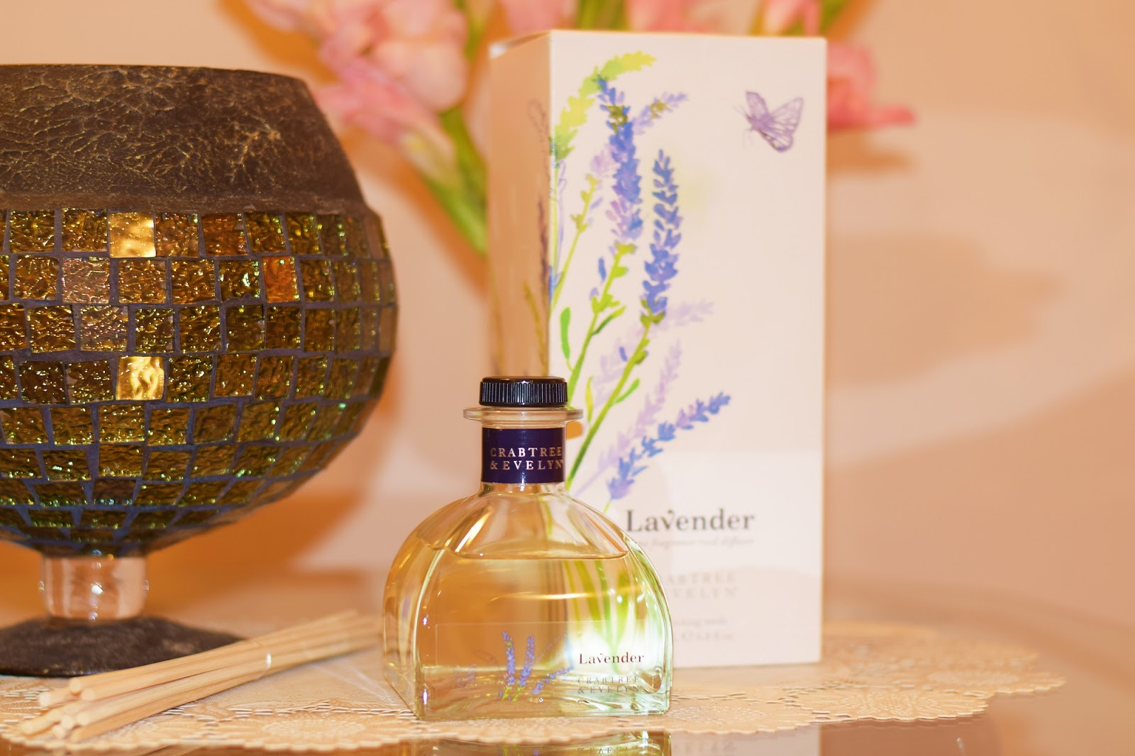 Crabtree & Evelyn Lavender Reed Diffuser