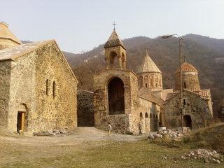 dadivank artsakh dadi karabakh nkr art armenian church monastery history