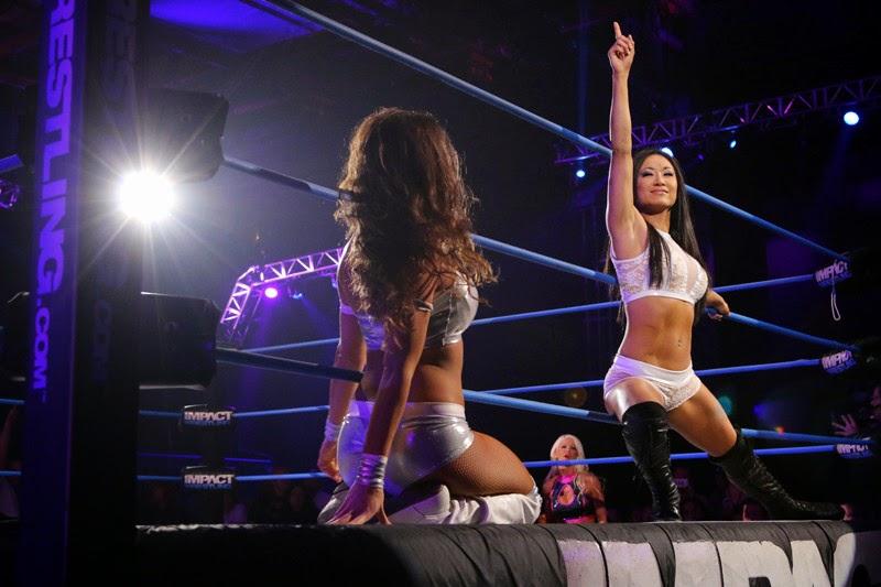 Brittany TNA Wrestling-gail kim