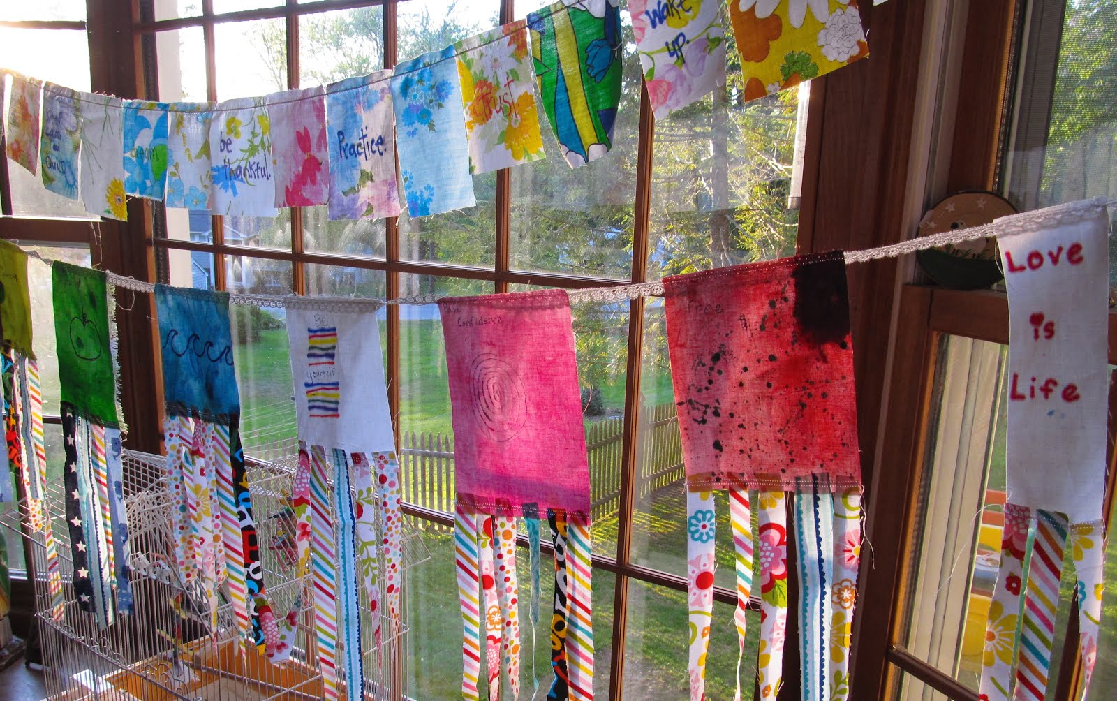 Our Prayer Flags