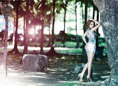 Myanmar Model - Wint Yamone Hlaing