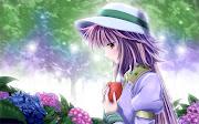 Anime Girl (anime girl in love)