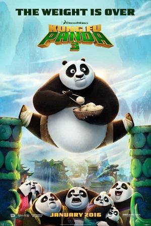 Kung Fu Panda 3 (2016) Full Movie Dual Audio [Hindi+English] Complete Download 480p [350MB] | 720p [800MB]