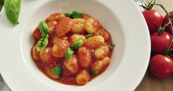 Gnocchis A La Tomate Fraîche