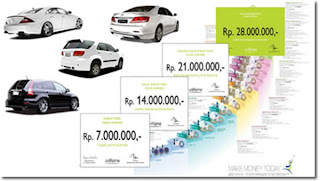 Bonus dan Rewards di Oriflame