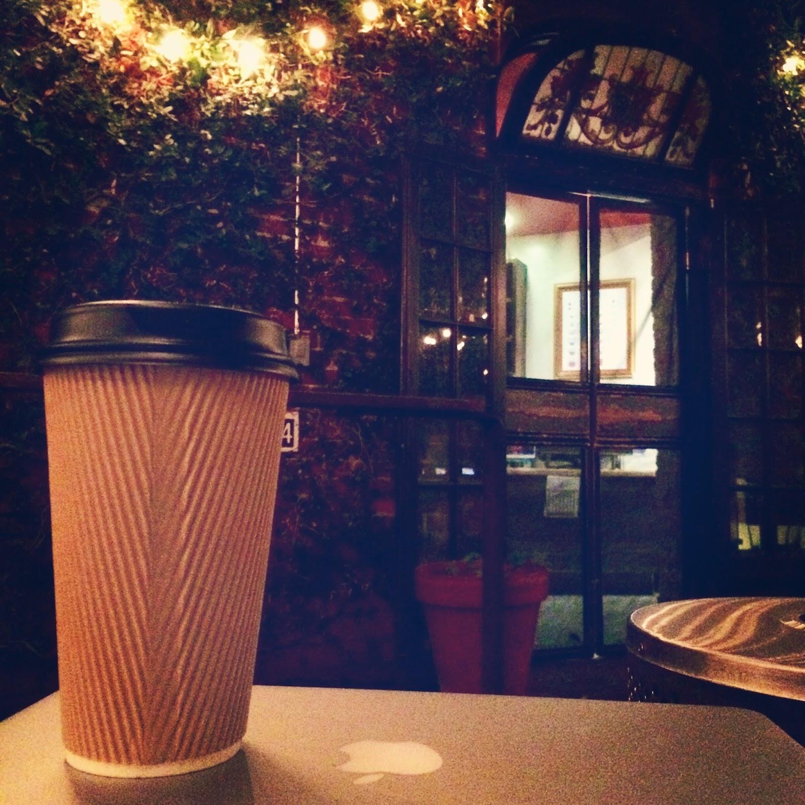 LA coffee shop
