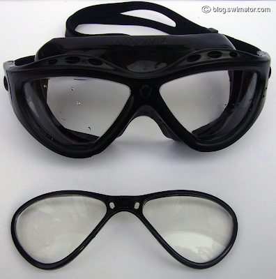 Removable lenses