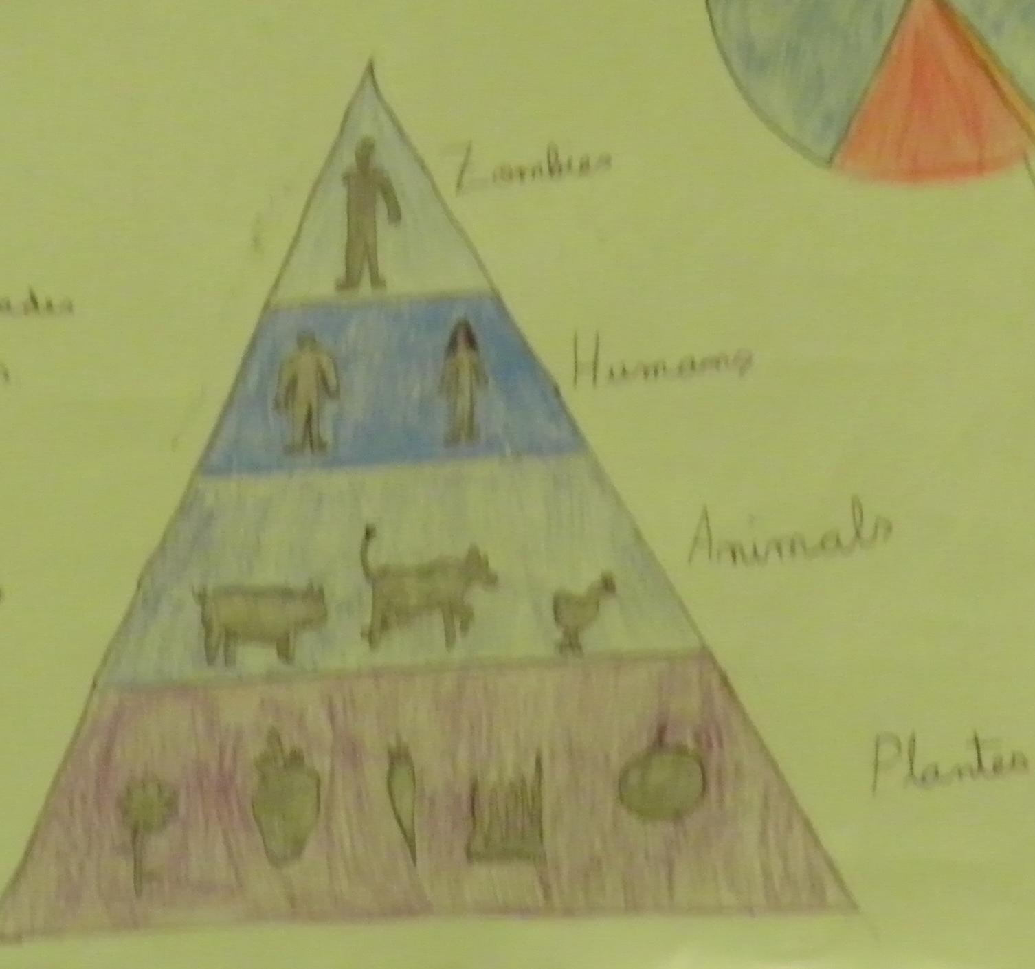 EPIGRAMAS Y OTROS ESCRITOS DEL SIGLO XXI: La pirámide trófica
